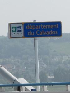 Calvados-Schild